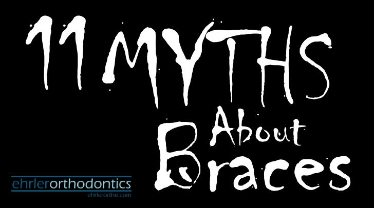 myths about braces